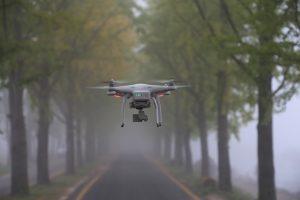 deep tech drones